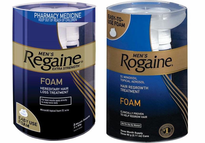 Regaine - Hair Loss