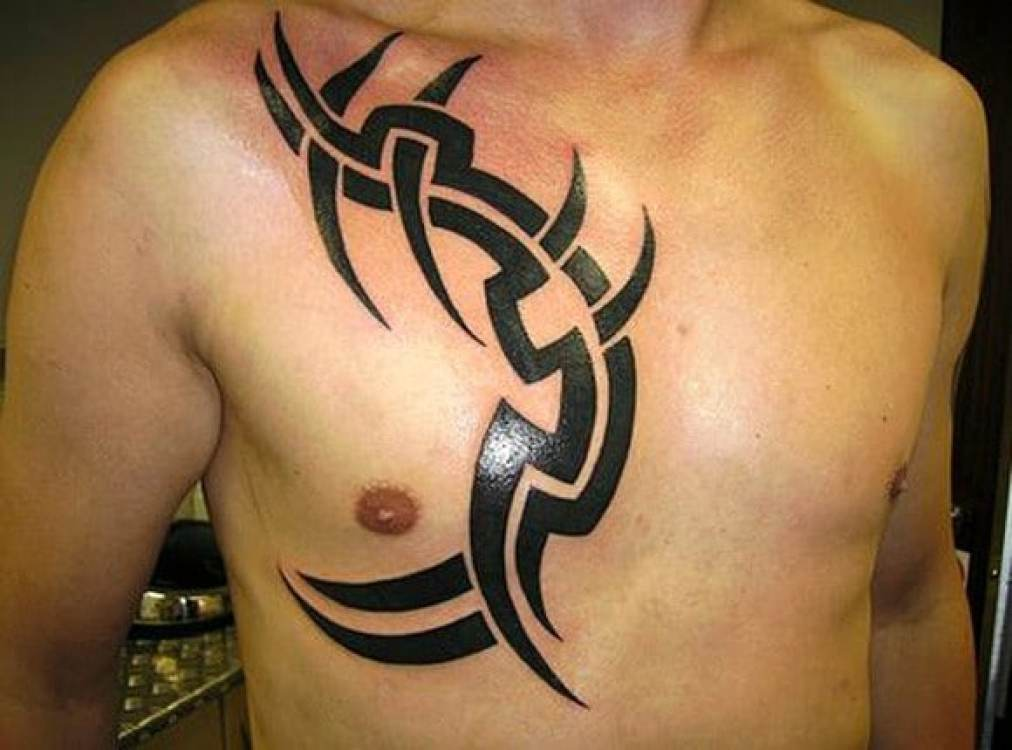 Cool Tribal Tattoo