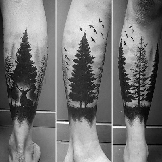 Great Tree Leg Design