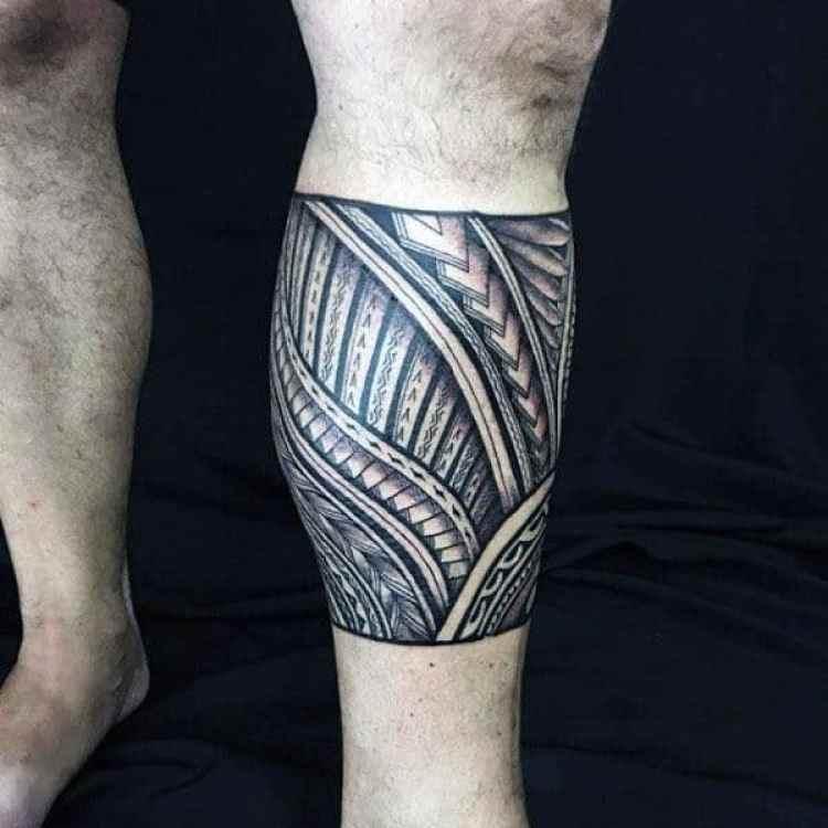 Legband Tribal Tattoo