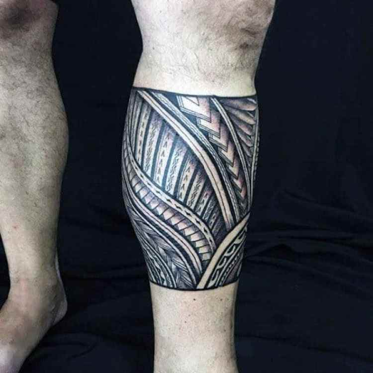 6972208fa 101 Awesome Tribal Tattoos For Men - Outsons