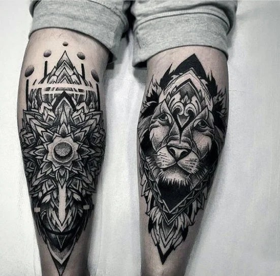 101 Lion Tattoo Design For Men (Updated For This Season) - Outsons