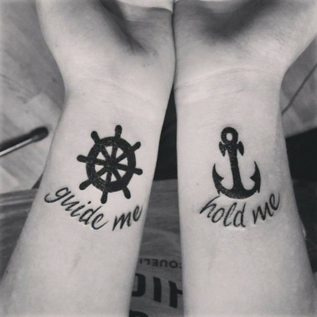 Tattoos Gallery Unique Couples Tattoos Ideas