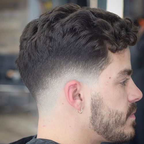 Messy Style Low Fade