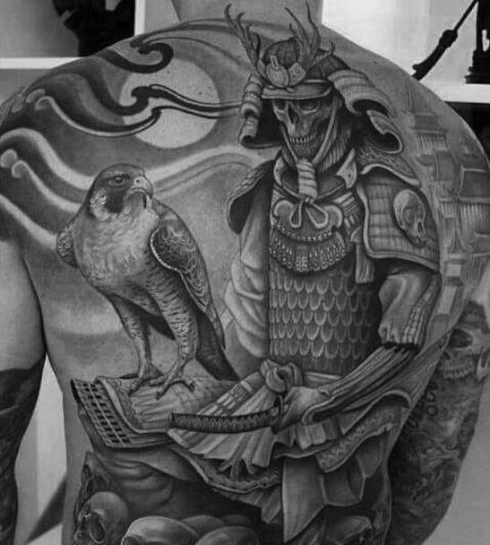 Skull Samurai