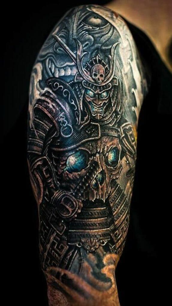Samurai Monster