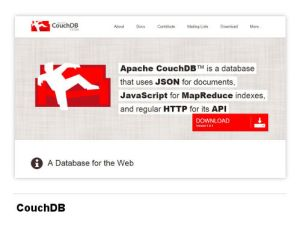 Image of CouchDB