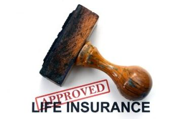 Life insurance stamped approval