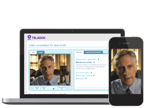 Teledoc Video Conferencing