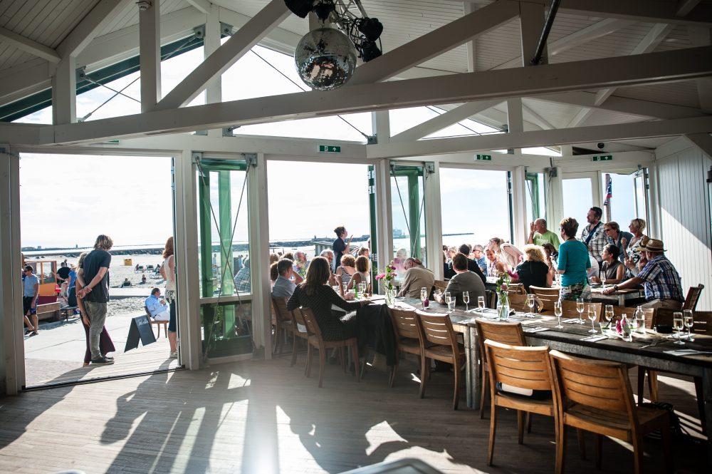 Timboektoe: Kamango Beachclub vergaderzaal