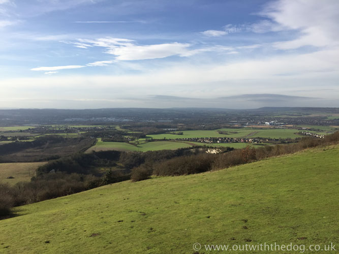 Blue Bell Hill View