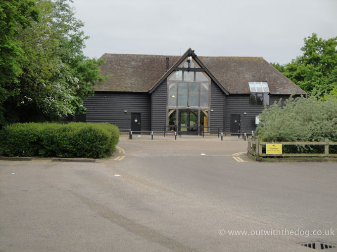 Riverside Country Park Visitor Centre