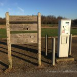 White Horse Wood car park
