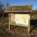 White Horse Wood Notice Board