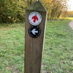 Lullingstone Country Park: Sign Post