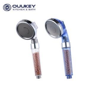 ouukey negative ion shower head