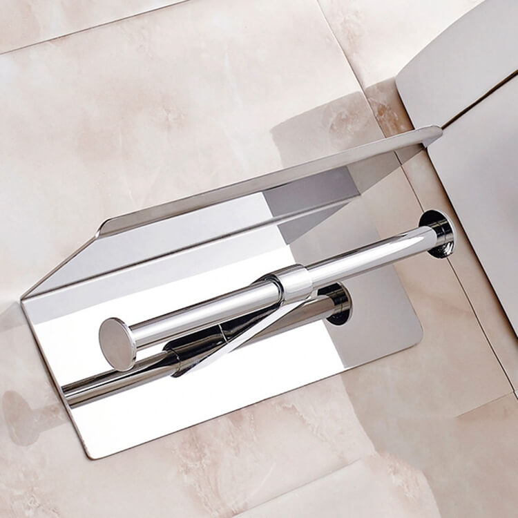 ouukey Double Paper Holder