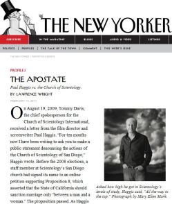 New Yorker The Apostate