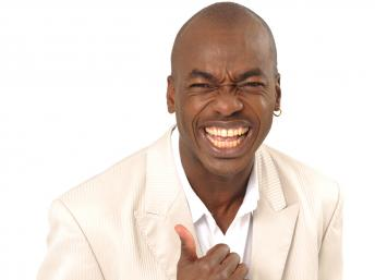 L'Ivoirien Patson.