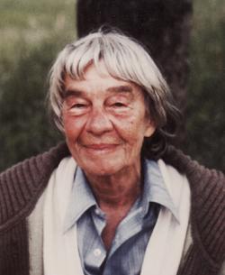 Gitta mallasz en 1983