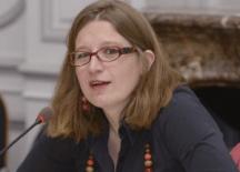 Delphine Chauffaut, chef du département « questions sociales » du CAS.