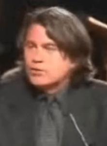 L'avocat Gilbert Collard lors de l'émission déprogrammée de Julien Courbet il y a 13 ans.