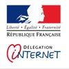 Logo Delegation Internet