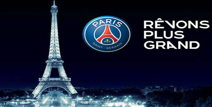 Le Paris Saint-Germain cherche l'interaction avec ses fans