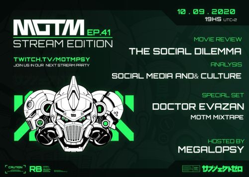 MOTM ep.41 (2020) - Doctor Evazan