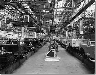 1950s Solihul Land Rover Production (4)