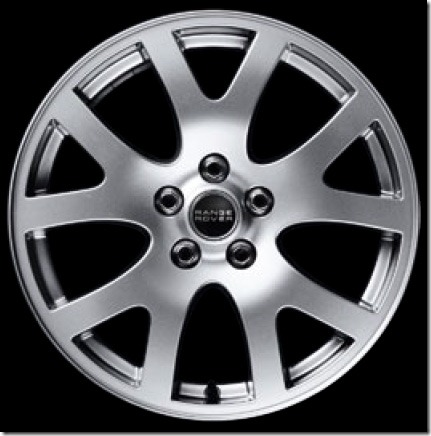19in 5 V-Spoke Alloy Wheel (Style 1)
