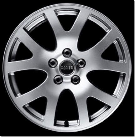 19in 5 V-Spoke Alloy Wheel (Style 1)