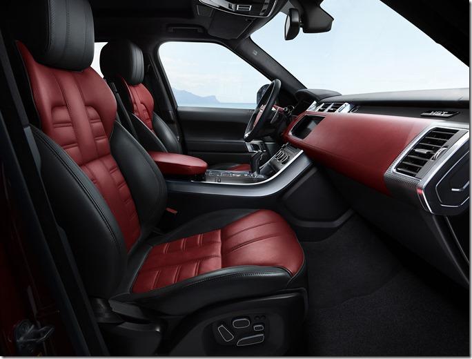 2016 Range Rover Sport HST (4)