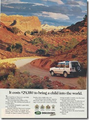 It costs $29,350 to bring a child into the world