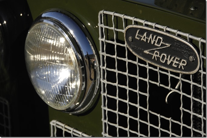 Land Rover Defender-Through the years (4)