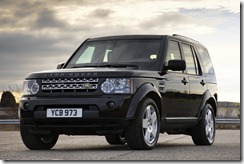 Land Rover Discovery 4 - LR4 Armored (3)