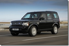 Land Rover Discovery 4 - LR4 Armored (4)