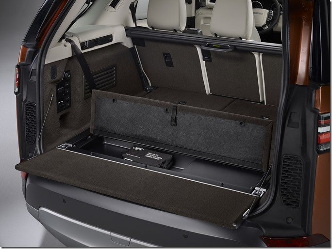 Land Rover Discovery - Interiors (14)