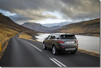 Land Rover Discovery Sport in Iceland - Corris Grey (6)