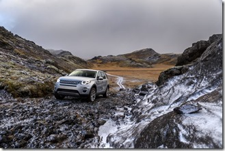 Land Rover Discovery Sport in Iceland - Indus Silver (7)