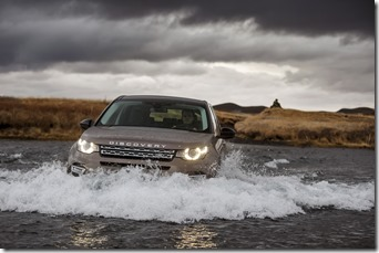 Land Rover Discovery Sport in Iceland - Kaikoura Stone (8)