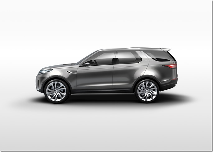 Land Rover Discovery Vision Concept (1)