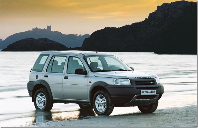 Land Rover Freelander L314 (5)