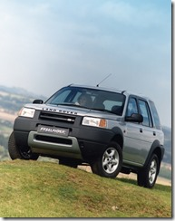 Freelander XEdi Station Wagon 1998