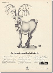 Our biggest competitor in the Arctic