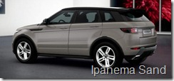 Range Rover Evoque 5-door Dynamic - Ipanema Sand