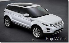 Range Rover Evoque 5-door Prestige - Fuji White