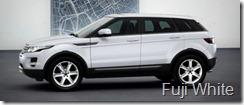 Range Rover Evoque 5-door Pure - Fuji White