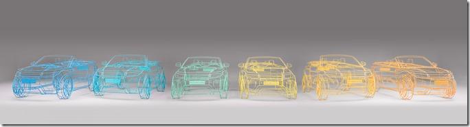 Range Rover Evoque Convertible Wireframes (18)