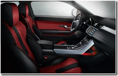 Range Rover Evoque - Dynamic Verve